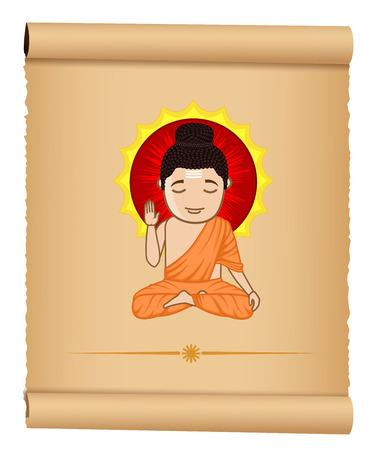 acharya: Yogi Gautam Buddha