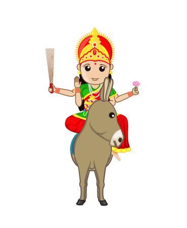 devi: Jai Sheetla Mata - Indian Mythology Goddess