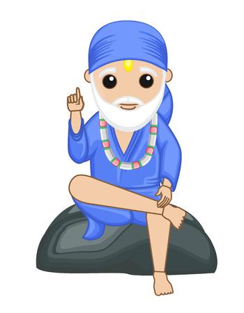 1 つだけの神 - サイ ・ ババ インド神