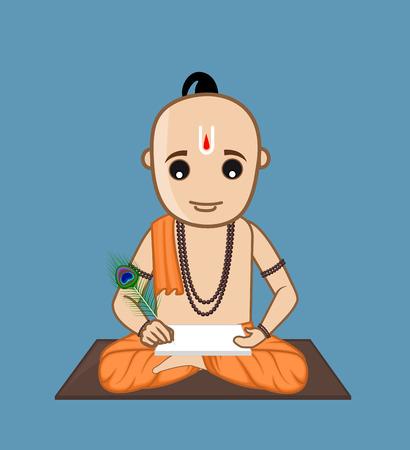 Tulsidas - Indian Saint Writer of Ramayana