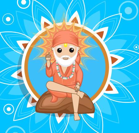 宰サイ ・ ババ - インドの女神