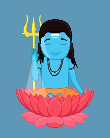 Baba Balaknath - Concentration