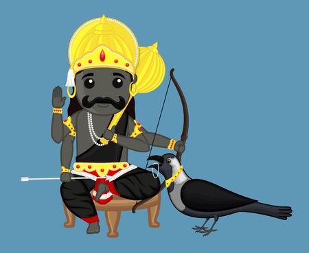 god: Shanidev - Indian God