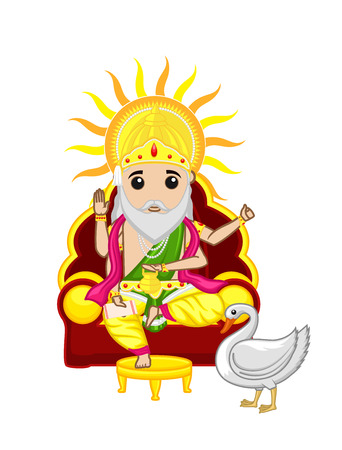 ashram: Vishwakarma Day - Indian God Festival