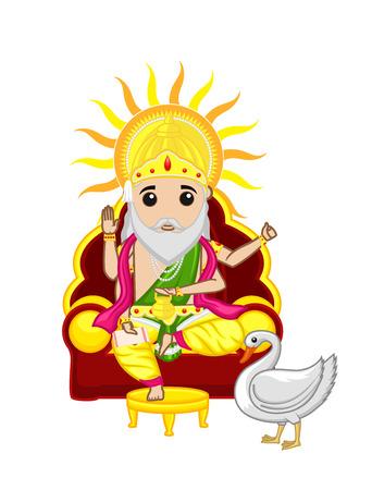 acharya: Vishwakarma Day - Indian God Festival