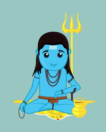 Baba Balaknath - Cartoon Character
