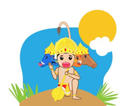 ramayan: Jai Bajrang Bali - Indian Mythological God