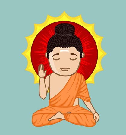 jain: Gautam Buddha - Dhyaan - Prcatice of Yoga
