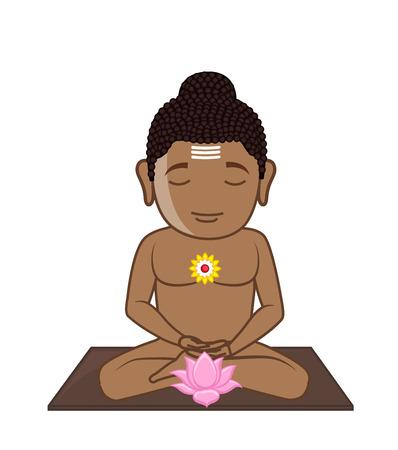 jainism: Lord Mahavira - Meditation