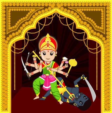 durga: Maa Durga Killing Devil