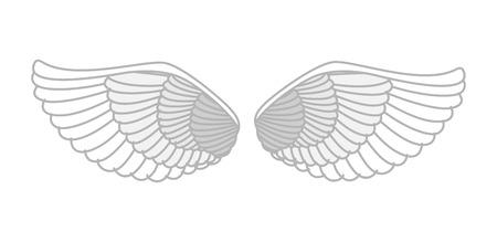wings vector: Wings Vector