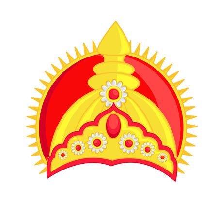 gods: Hindu Golden Gods Crown