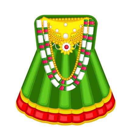 gods: Hindu Gods Costume Illustration