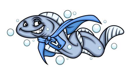 eel: Superhero Eel Fish
