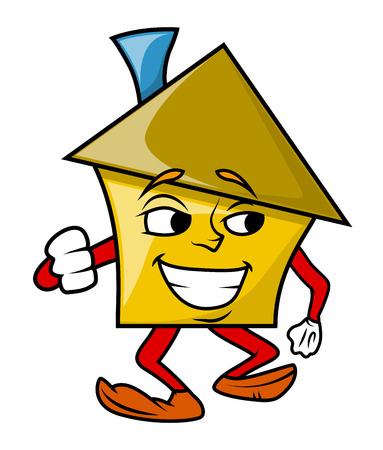 tanzen cartoon: Dancing - Cartoon Character Haus