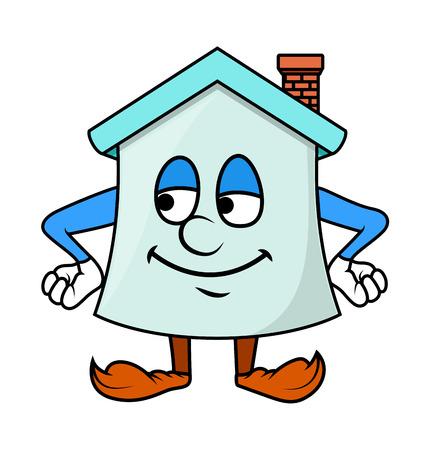 innocent: Innocent Smile - Cartoon Home Character
