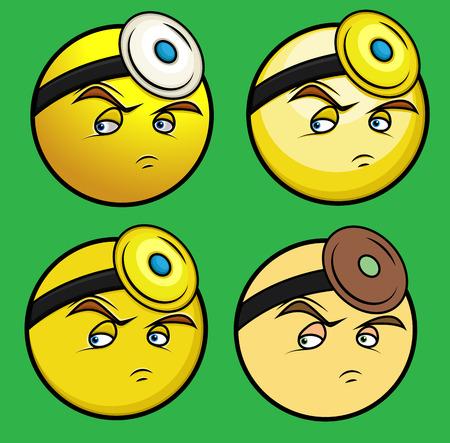 headlight: Dentist Emoji Smiley Emoticon
