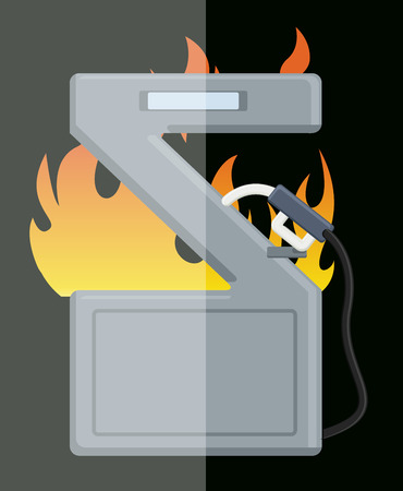 bomba de gasolina: Bomba de gasolina