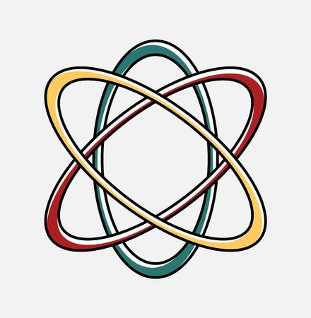 agnosticism: Atheism Symbol Design