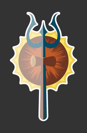 shankar: Spirit of Trident of Shiva