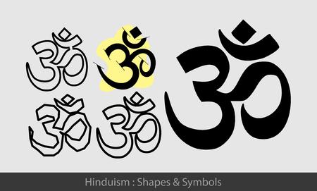 hinduism: S�mbolos religiosos del hinduismo