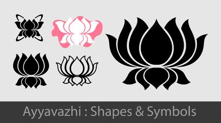 jainism: Ayyavazhi - Religious Lotus Symbols