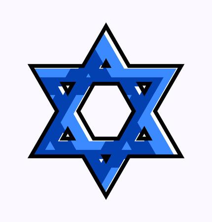 jews: Star of David Symbol