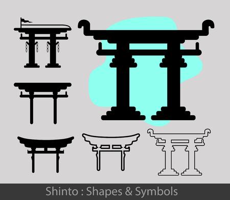 shinto: Shinto Symbols