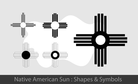 Zia Symbol Royalty Free Cliparts Vectors And Stock Illustration