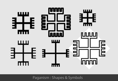 paganism: Paganism Religious Symbols