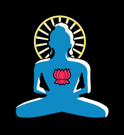 yog: Spiritual Buddha Shape