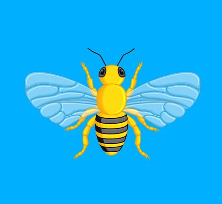Honey-Bee Vector