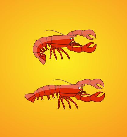 Creepy Lobsters