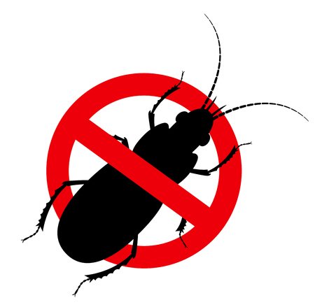 Kill Cockroach Insect Sign