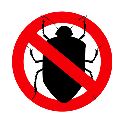 Remove Beetle Insects Symbol