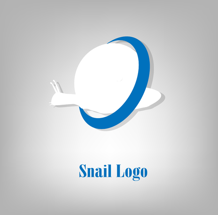 logo: Snail Logo Illustration