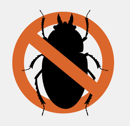 Remove Scarab Beetles Symbol