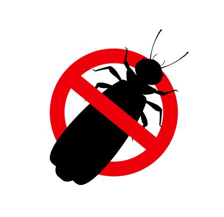 crawly: Kill Winged Termites Sign