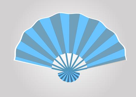 convenient: Simple Folding Fan
