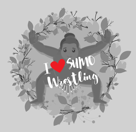 I Love Sumo Wrestling