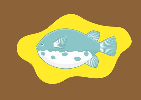susi: Takifugu Fish