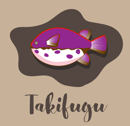 blowfish: Takifugu Fish