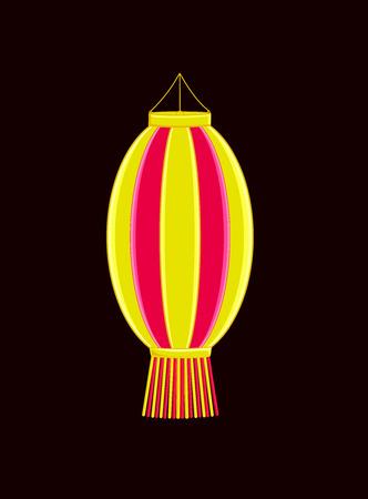 Traditional Carnival Hanging Lantern