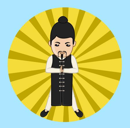 moksha: Kung-Fu Monk in Action