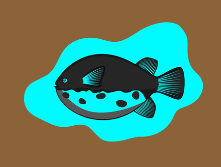 susi: Retro Takifugu Fish