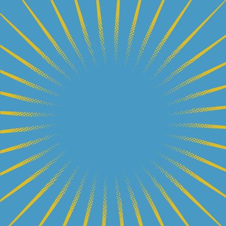textured: Textured Sunburst Background