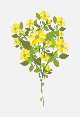 bunch: Bunch of Fresh Flowers