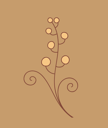swirl: Swirl Foliage Element Design
