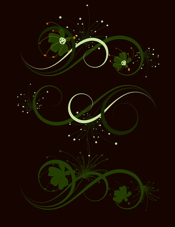swirl: Swirl Flourish Elements Designs