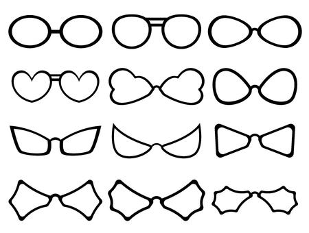 specs: Fancy Specs Frames Silhouettes